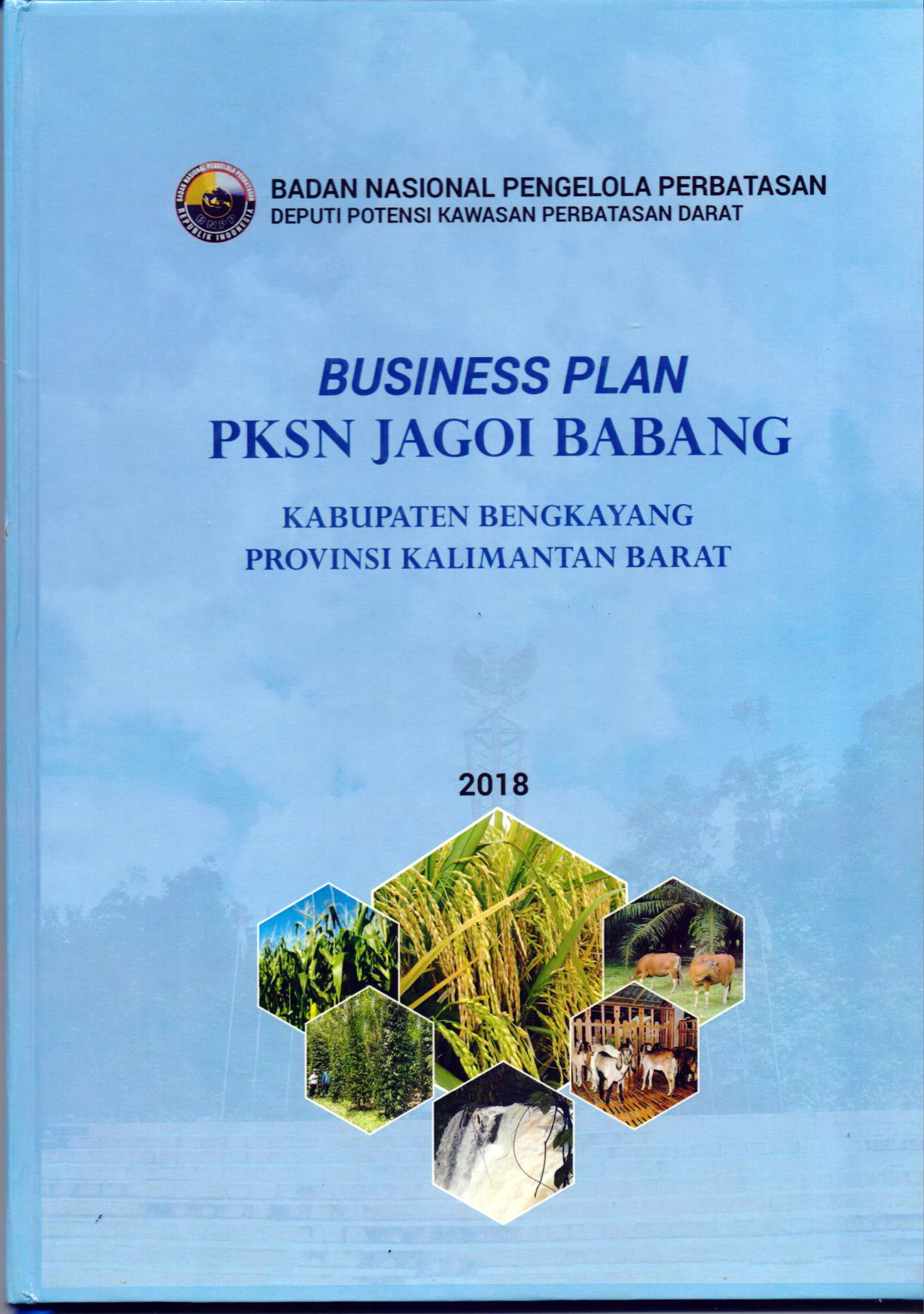 Business Plan PKSN Jagoi Babang